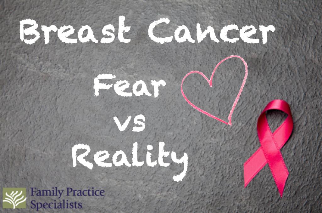 breast cancer myth vs reality